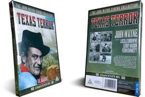 Texas Terror dvd