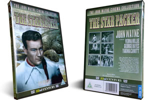 Star Packer dvd