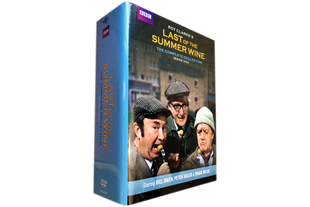 Last of the Summer Wine Series 13-24 DVD