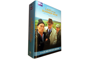 Last of the Summer Wine Series 25-32 DVD