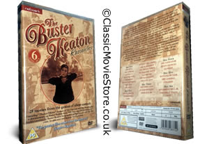 Buster Keaton dvd collection