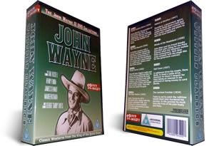 John Wayne 12 DVD Boxset