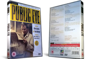 Public Eye 1969 DVD