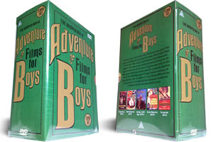 Adventure films for boys dvd box set