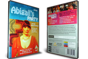 Abigail's Party dvd