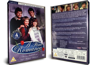 A Fine Romance dvd collection
