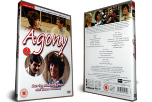 Agony DVD