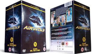 Airwolf dvd complete box set