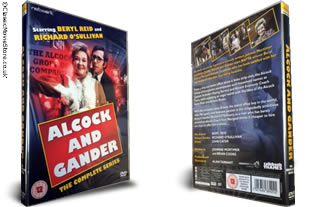 Alcock and Gander dvd collection