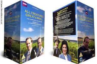 All Creatures Great and Small DVD