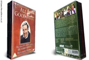 All In Good Faith dvd collection