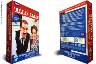 Allo Allo Complete Box Set Series 1-9