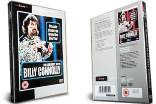 An Audience with Billy Connolly dvd collection