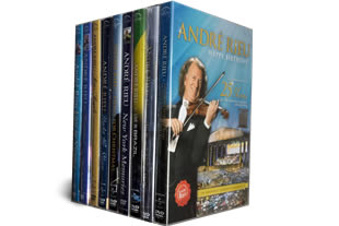 Andre Rieu dvd collection