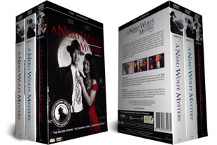A Nero Wolfe Mystery DVD