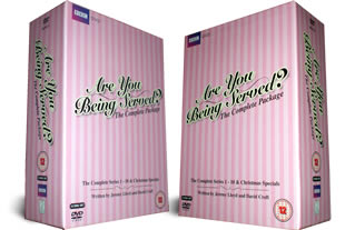 Are You Being Served DVD Set