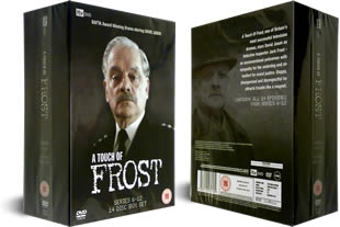 A Touch Of Frost Complete Box Set Series 1-6