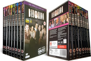 Bad Girls DVD
