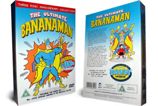 Bananaman dvd collection