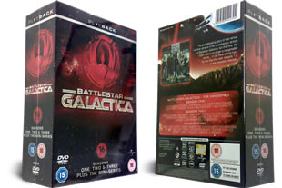 Battlestar Galactica DVD Box Set