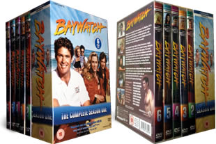 Baywatch Complete Season One dvd collection