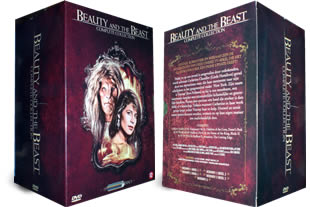 Beauty and the Beast dvd collection