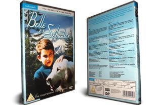 Belle And Sebastien DVD box set