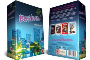 Benidorm DVD