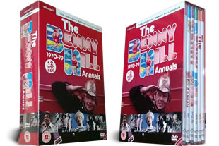Benny Hill DVD Set