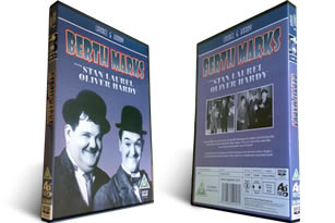 Laurel And Hardy Berth Marks DVD