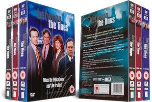 Between The Lines DVD set