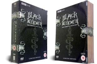 Blackadder dvd complete box set