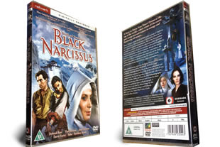 Black Narcissus dvd