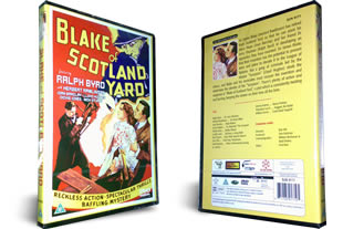 Blake of Scotland Yard dvd