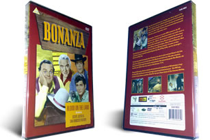 Bonanza Blood on the Land dvd