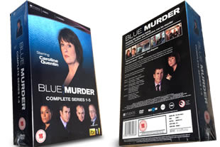 Blue Murder dvd collection