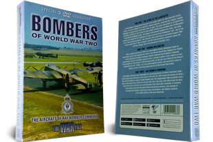 Bombers of World War 2 DVD