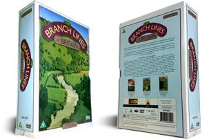 Branch Lines of Britain dvd box set