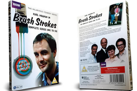 Brush Strokes DVD