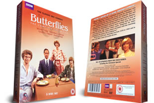 Butterflies dvd collection