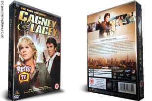 Cagney & Lacey dvd collection