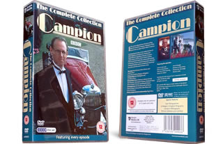 Campion Complete dvd Collection