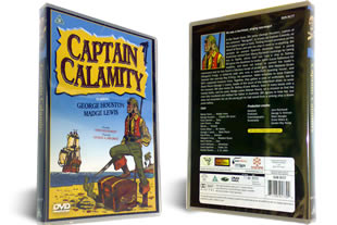 Captain Calamity dvd