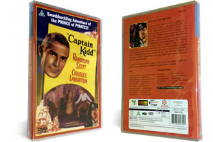 Captain Kidd dvd