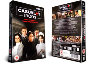 Casualty 1900s DVD