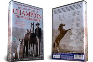 Champion The Wonder Horse DVD
