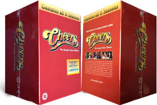 Cheers complete dvd collection