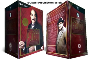 Poirot DVD collection 1-7