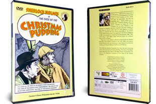 Sherlock Holmes the Case of the Christmas Pudding DVD