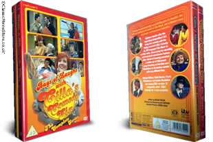 Cilla Black dvd collection